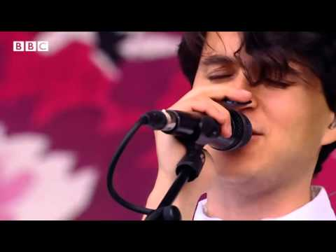 Vampire Weekend - Diane Young At Glastonbury 2013