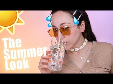 trau DICH!!! Der Sommer Look 2019 🌞 super einfach geschminkt 😍Hatice Schmidt
