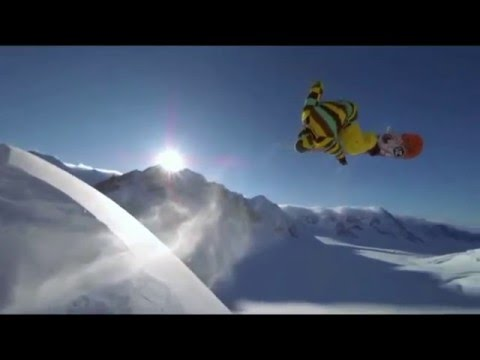Snowboarding 2016  Travis Rice, John Jackson and Pat Moore