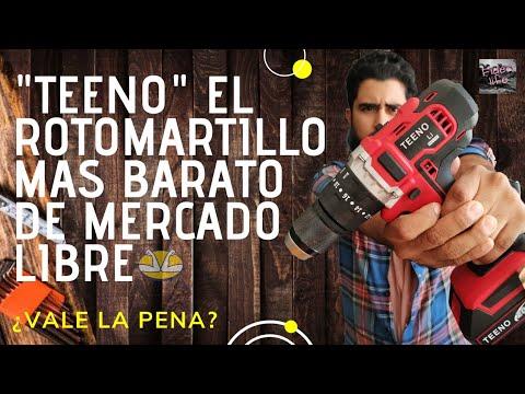 REVIEW DE ROTOMARTILLO TEENO / EXPERIENCIA DE USO REAL