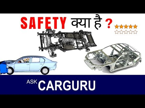 Car Safety, Fact & fiction, CARGURU Decoded, Myth about Safe