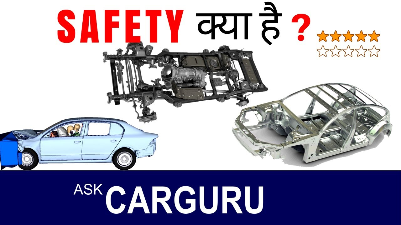 Car Safety Fact Fiction Carguru Decoded Myth About पतल स ट ल म च दर