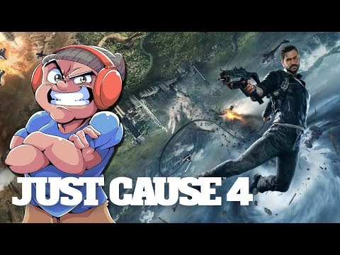 THERE'S TORNADOS IN THIS GAME!! [JUST CAUSE 4] [EARLY GAMEPLAY] |