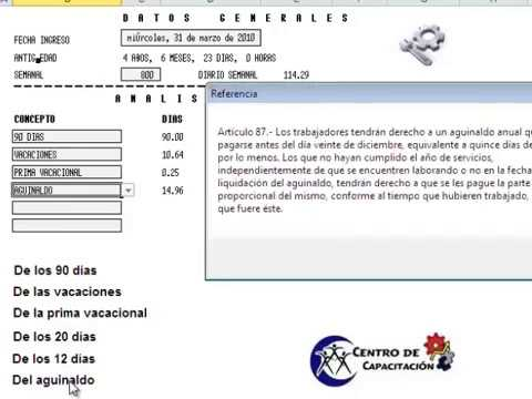 Cómo calcular la cesantía en Costa Rica - blog.qupos.com