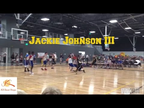 Jackie Johnson III Is The Best 13 Year Old In The Nation  Mixtape