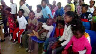 Activated Ministries - Christmas 2011 Sponsorship at Evaton West Township, South Africa