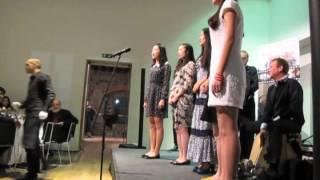 Ti moja rožica v kitajščini feat. Trio Kranjc