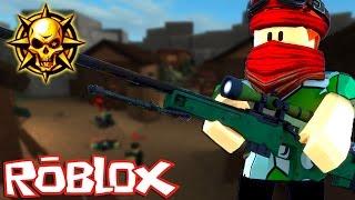 Roblox | SNIPER SHOOT IST HEADSHOT-Mad Paintball 2 | KiA Pham
