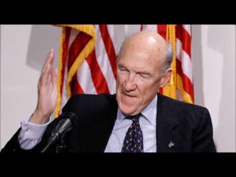 Trump Budget: DC Swamp defrosts RINO former Sen. Alan Simpson from crypt to help derail it