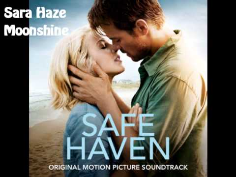 Sara Haze - Moonshine (from Safe Haven) w/ Lyrics!