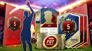 One of Tass's most viewed videos: 44 RED IF'S + 1 ICON + 1 ULTIMATE TOTW PACK | TOP 100 MONTHLY/WEEKLY REWARDS!