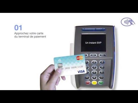 Cartes de crédit contactless