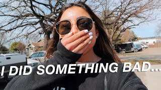 I Made a Mistake... Another Dallas Vlog!