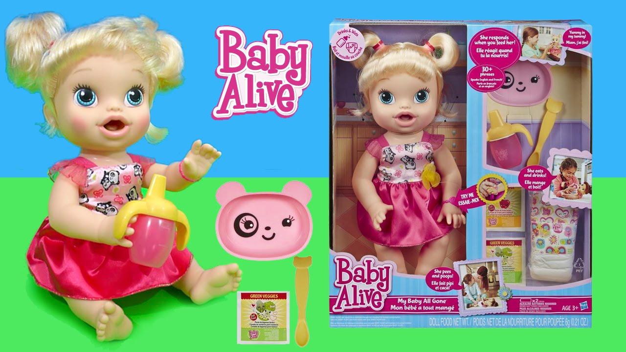 VINTAGE BABY ALIVE DOLL 70S | eBay