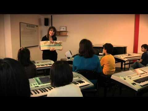 Découvrez Yamaha Music School en vidéo