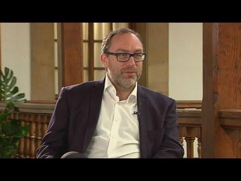 """Jimmy Wales :""""Wikipedia quiere ser la suma de todo el conocimiento humano"""""""