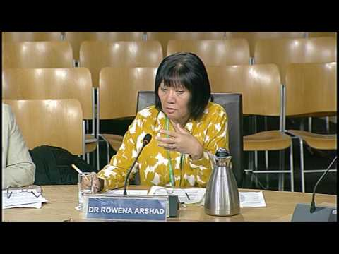 Education and Skills Committee - Scottish Parliament: 17th May 2017