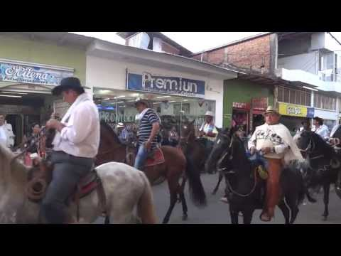 Chaparral Tolima Exposicon Equina y Cabalgata