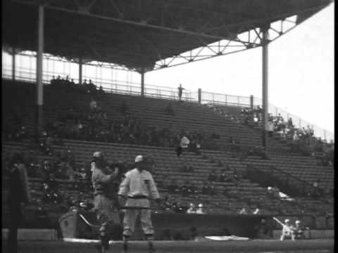 1932 Rochester Red Wings vs Buffalo Bisons Baseball Game