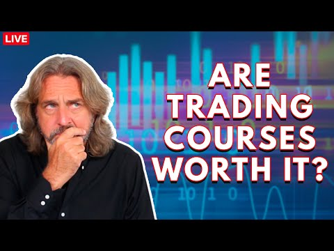 Are Trading Courses Worth It? – Watch THIS Before You Buy Any Trading Course (Episode 152)