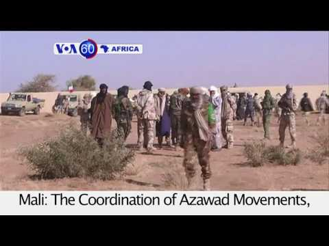 Soldiers Mutiny in 3 Ivory Coast Cities  - VOA60 Africa 1-6-2017