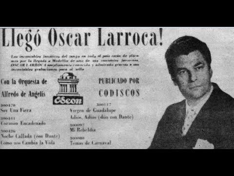 ALFREDO DE ANGELIS - OSCAR LARROCA - SANGRE MALEVA - TANGO - 1955