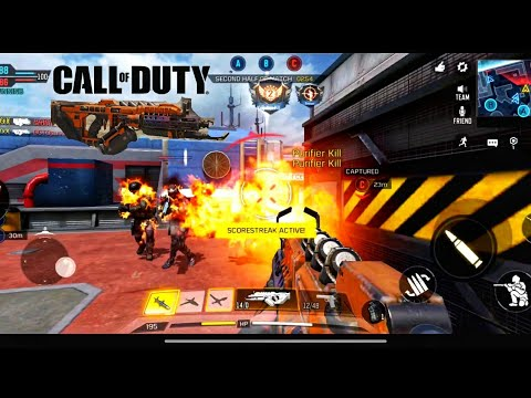 Call Of Duty Mobile Pro Gameplay   Burn All Enemies At The Same Time   Cod Mobile Rush Gameplay from YouTube · Duration:  6 minutes 1 seconds