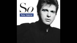 Peter Gabriel - Red Rain (Yugoslavian LP vs. Hungarian LP)