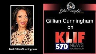 Gillian Cunningham LIVE on the Radio discussing the DFW Housing Market