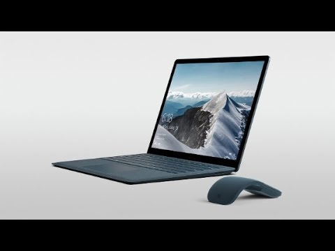 Thumbnail: Microsoft's new Surface Laptop aimed at students
