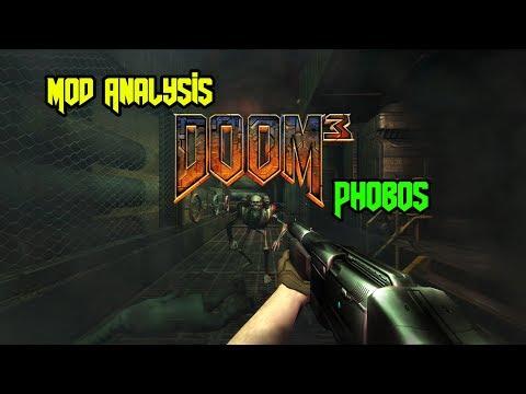 Mod Analysis - Doom 3: Phobos (GREAT Mod)