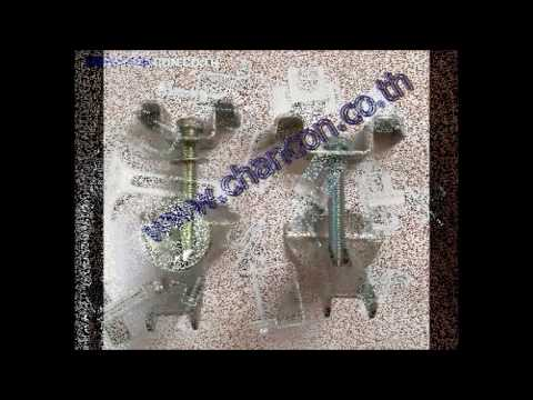STS1 FRP Grating Clip Lock Clamp Mounting Saddle Fastener Anchor