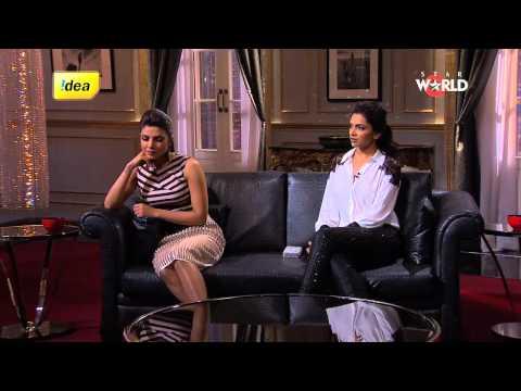Priyanka & Deepika's Lesbian Encounters!