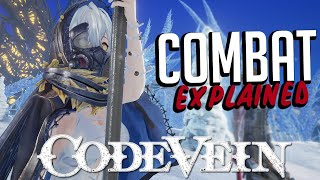 The Code Vein COMBAT Explained (Weight, Difficulty, Mechanics)