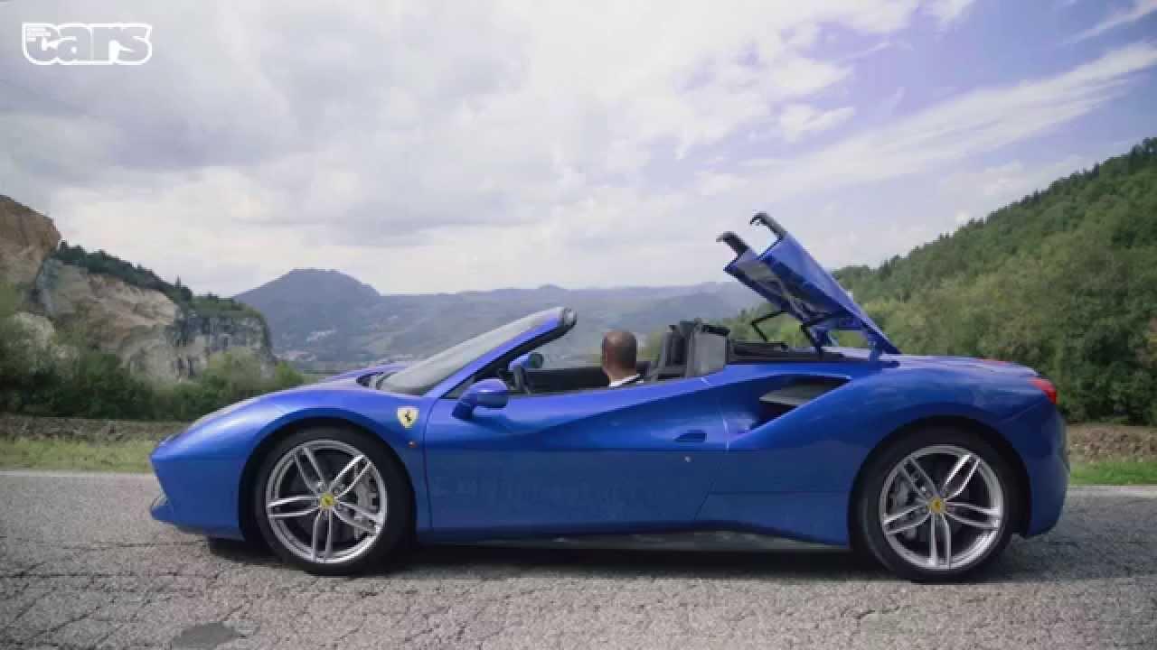 Chris Harris On Cars Ferrari 488 Spider Youtube