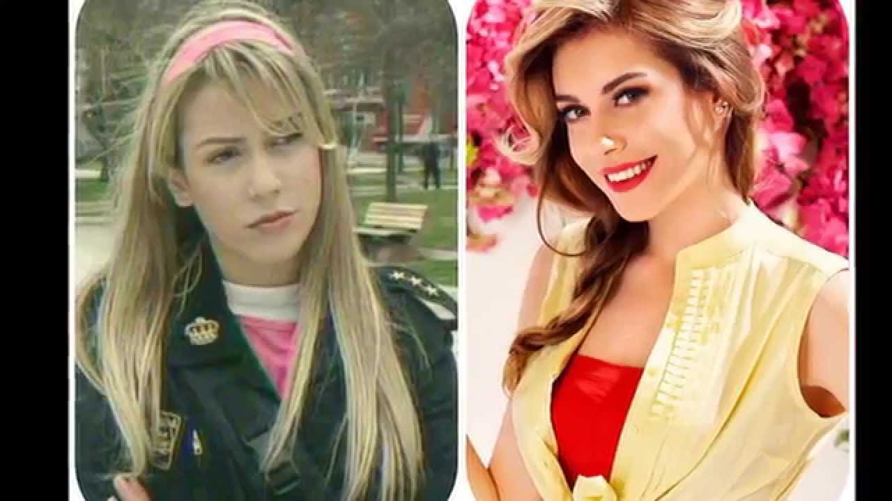 Turkish actresses with and without makeup - YouTube