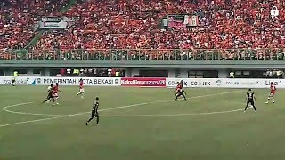 Persija Jakarta Vs Borneo FC 1 - 0