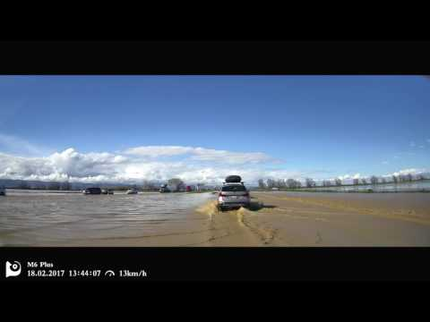FLOODING Williams, California 02.18.2017