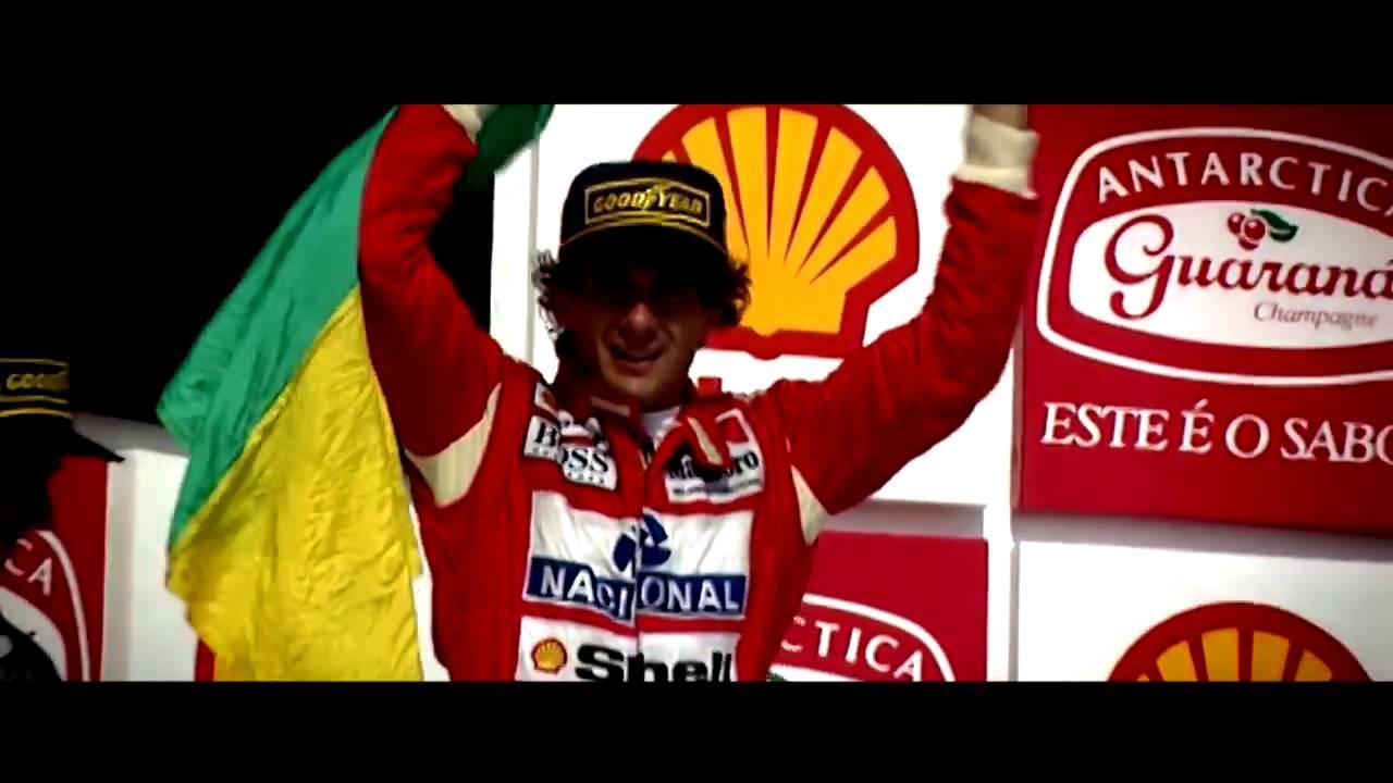 Immortal Ayrton Senna Motivational Video
