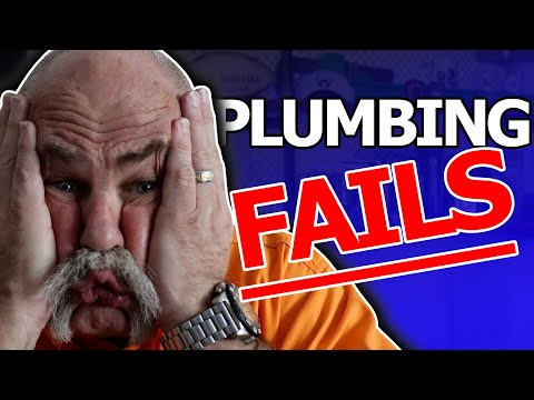 I REACT TO THE FUNNIEST PLUMBING FAILS