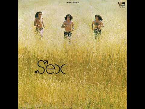 Sex – Not Yet ( Blues/Heavy Psych, Canada )