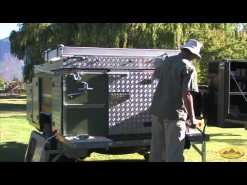 4x4 Camping Trailers Wakka Demo Bushwakka