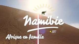 Voyage en Namibie - Evelyne et Didier