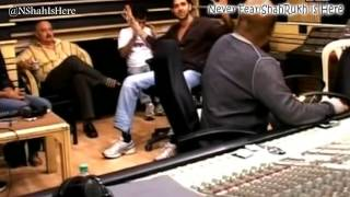 """Making & Song """"Krazzy 4""""_ SRK _مترجمة للعربية"""