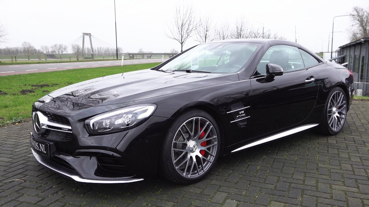 Mercedes Sl With Amg