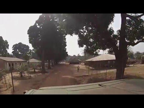 Guinea - Bissau Cacine 2016.02.