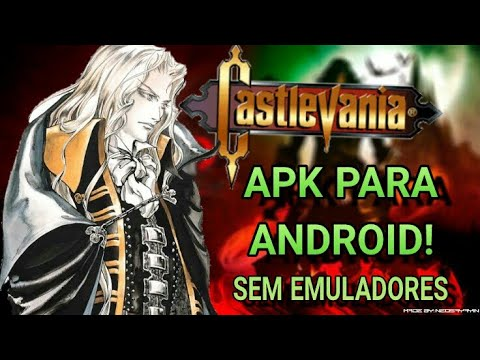 Castlevania Symphony Of The Night APK PARA ANDROID DOWNLOAD  #Smartphone #Android
