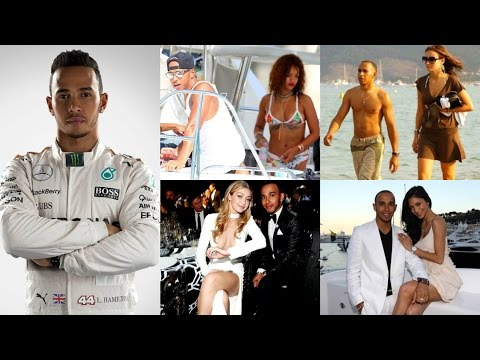 Hot Girls Lewis Hamilton Dated! (Formula 1 Racer)