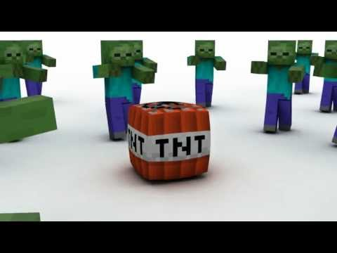 Minecraft Remote TNT (Animation)