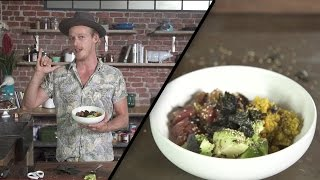 The Perfect Poke Bowl  Guy Turland